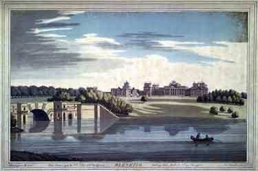 Views of the River Thames - 76 Coloured plates from Thames Head to Sheerness - Blenheim