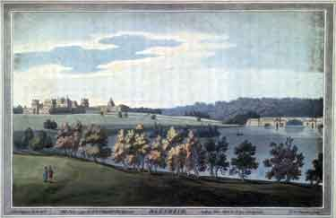 Views of the River Thames - 76 Coloured plates from Thames Head to Sheerness- Blenheim