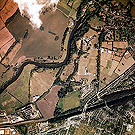 Astral 1:10,000 scale colour aerial photographic survey of Oxfordshire - sortie 50, frame 1191