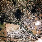 Astral 1:10,000 scale colour aerial photographic survey of Oxfordshire - sortie 50, frame 1194