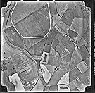 Fairey 1:8000 scale black and white photographic survey of Oxfordshire - sortie 18, frame 20