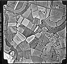 Fairey 1:8000 scale black and white photographic survey of Oxfordshire - sortie 19, frame 30