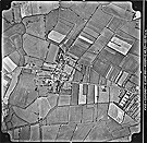 Fairey 1:8000 scale black and white photographic survey of Oxfordshire - sortie 20, frame 53