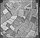 Fairey 1:8000 scale black and white photographic survey of Oxfordshire - sortie 33, frame 9